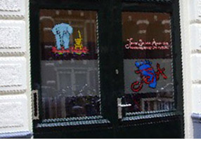 Junior Service Amsterdam Oldenbarneveldtstraat 77